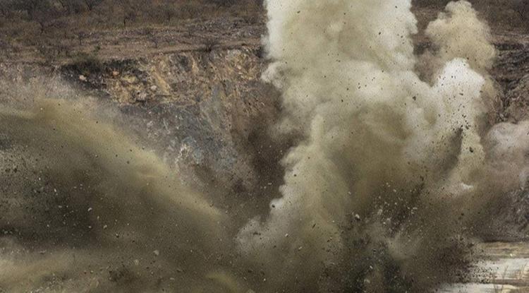 Toxic explosives