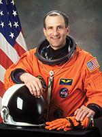 Don Pettit's official astronaut portrait; photo courtesy of NASA